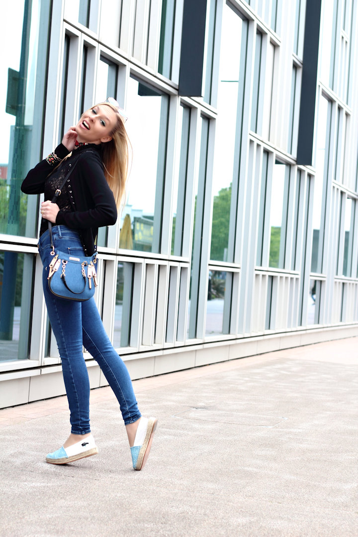 Denim Vibes with River Island